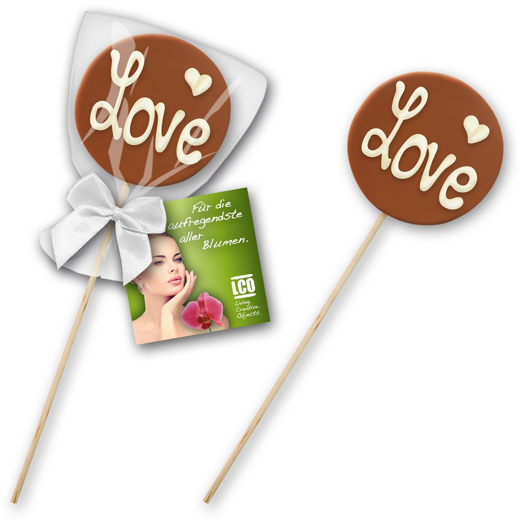 Schokoladen - Lolly