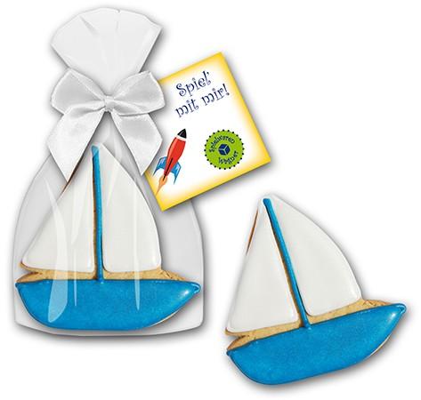 Cookie Segelboot