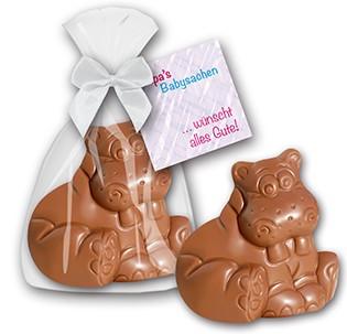 Schokoladen - Nilpferd