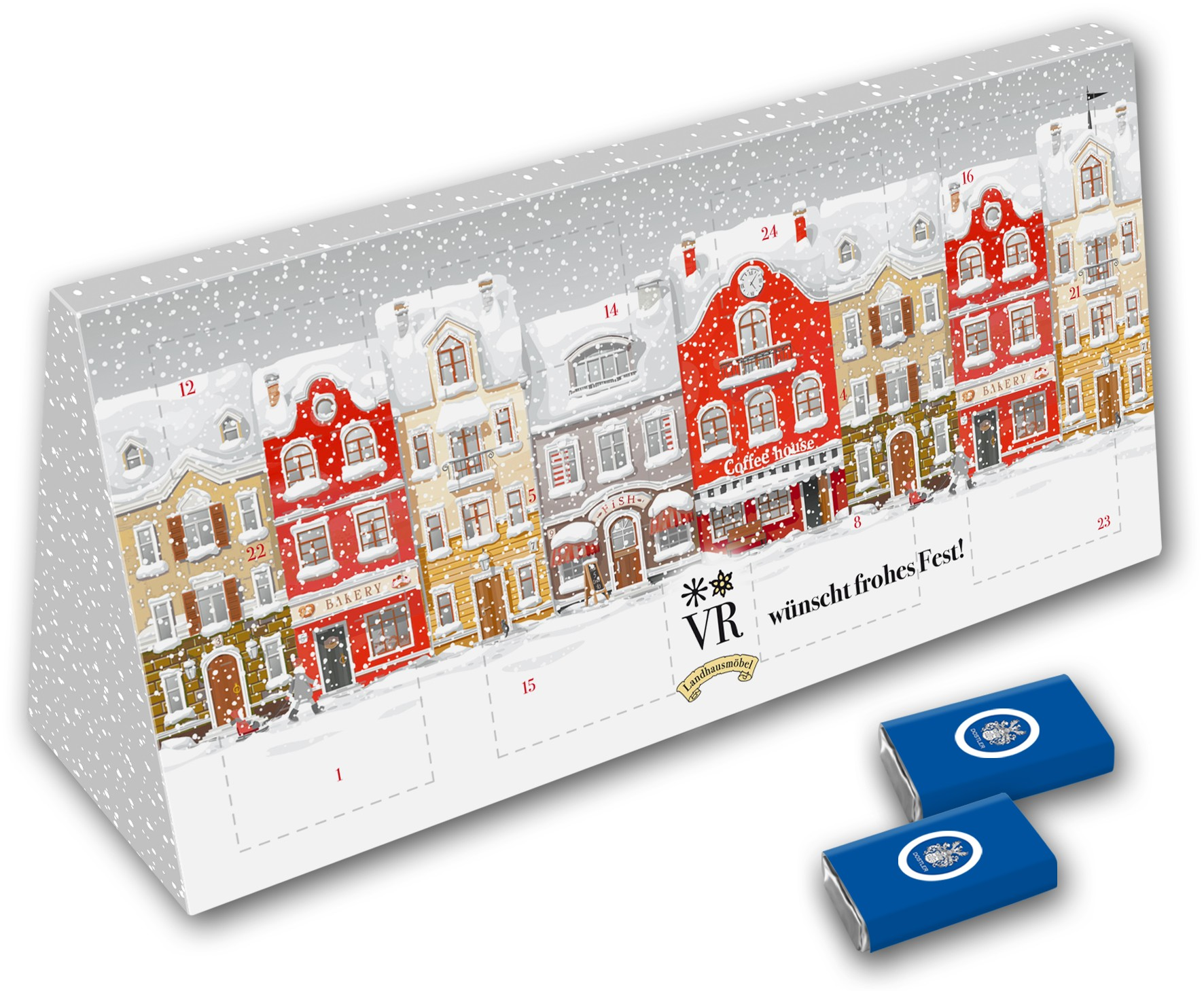 Dostler Adventskalender Table Top