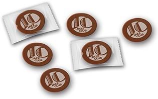 Schokoladennapps Vollmilch