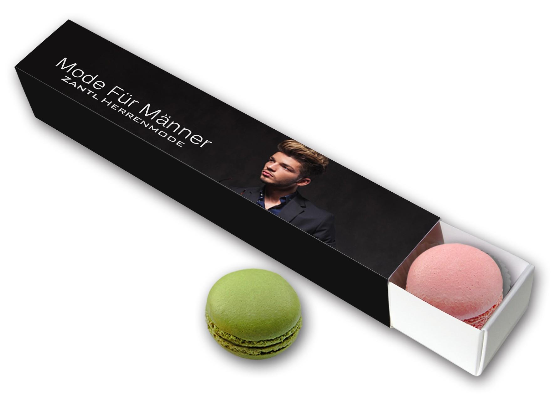 Macarons 4er Werbepackung