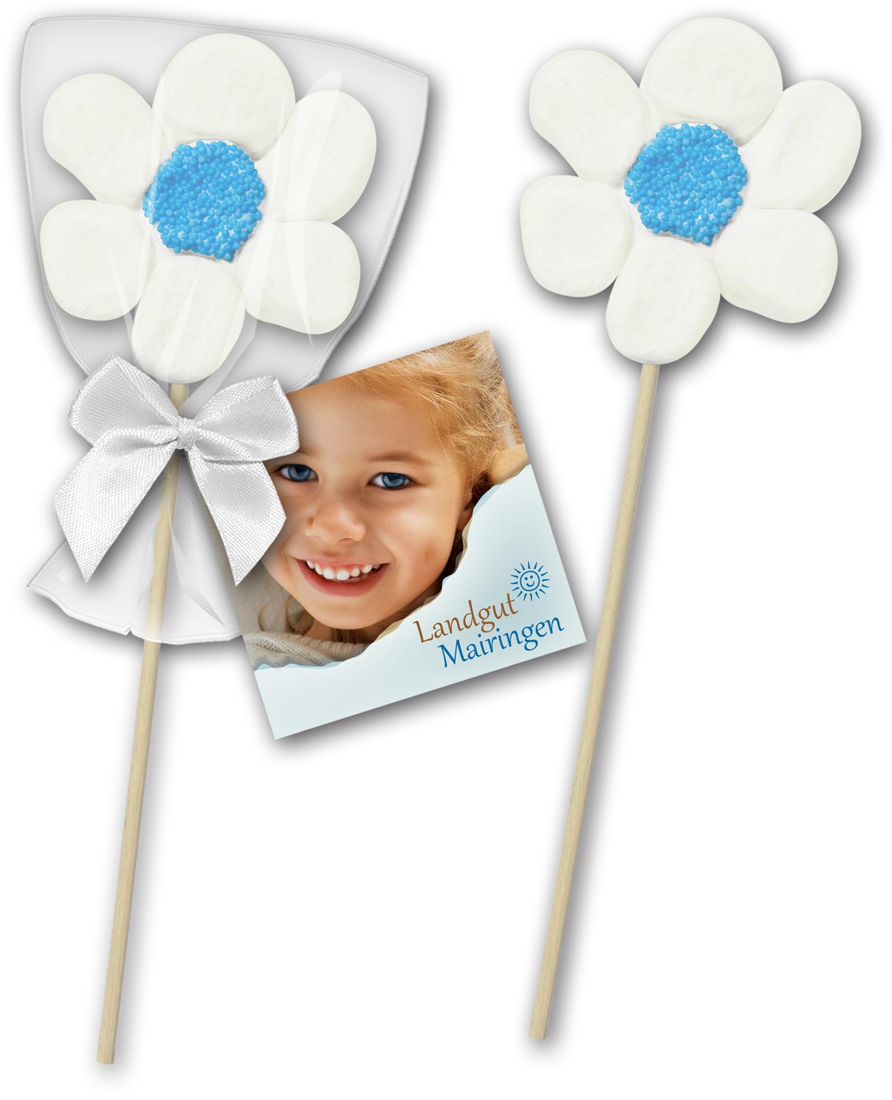 Marshmallow Blume individuell