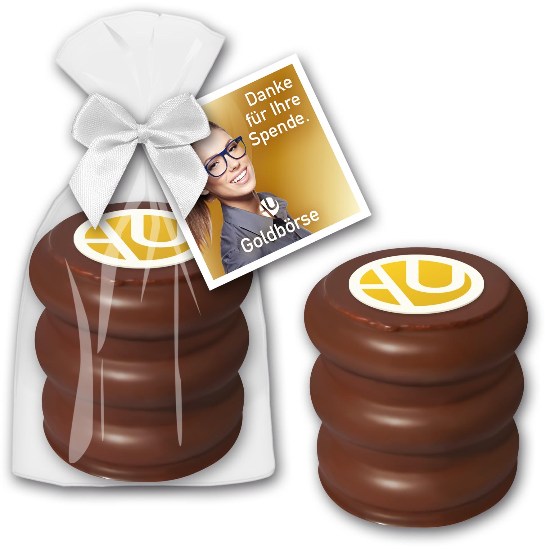 Baumkuchenring klein mit Logo