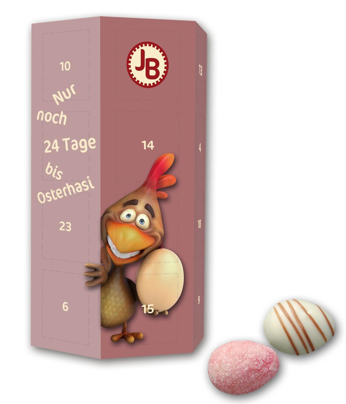 6 Eck Säulen Kalender