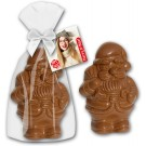 Schokoladennikolaus Bruno groß