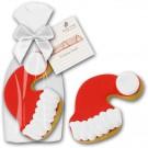 Cookie Weihnachtsmütze