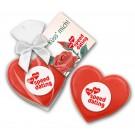 Cookie Herz mit Logo