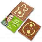 Schokoladenspiel Hase und Ei