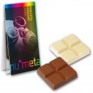 Promocard Schokolade