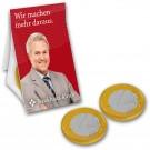 Euromünzen im Promobag