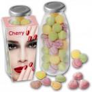 Bonbons im Milchglas