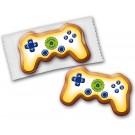 Spielkonsole mit Logo